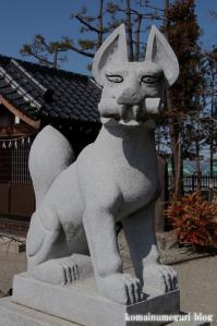 高曽根稲荷神社(さいたま市岩槻区高曽根)9