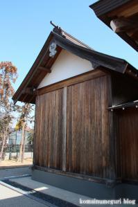 高曽根稲荷神社(さいたま市岩槻区高曽根)12