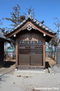 高曽根稲荷神社(さいたま市岩槻区高曽根)13