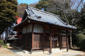 八幡神社(さいたま市岩槻区尾ケ崎) b 7