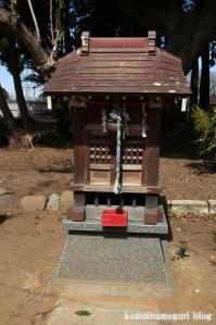 八幡神社(さいたま市岩槻区尾ケ崎) b 10