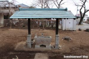 浮谷神社(さいたま市岩槻区浮谷)4