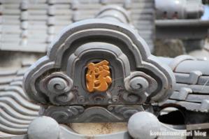 浮谷神社(さいたま市岩槻区浮谷)9