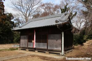 浮谷神社(さいたま市岩槻区浮谷)8