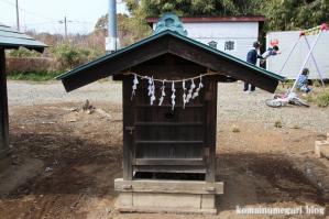 浮谷神社(さいたま市岩槻区浮谷)13