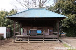 浮谷神社(さいたま市岩槻区浮谷)11