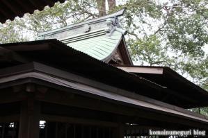 冨士浅間神社(さいたま市岩槻区笹久保新田)8