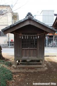冨士浅間神社(さいたま市岩槻区笹久保新田)11
