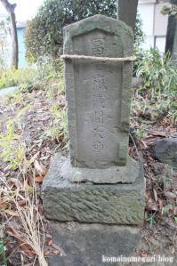 北辰神社(さいたま市岩槻区横根)7