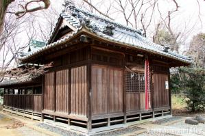 久伊豆神社(さいたま市岩槻区柏崎)8