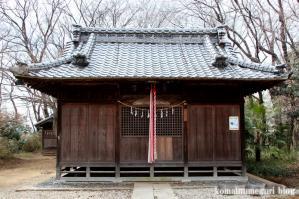 久伊豆神社(さいたま市岩槻区柏崎)7