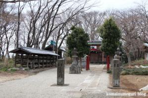 久伊豆神社(さいたま市岩槻区柏崎)3