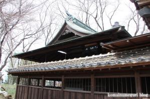 久伊豆神社(さいたま市岩槻区柏崎)9