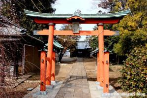 久伊豆神社(さいたま市岩槻区真福寺)5