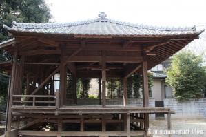 久伊豆神社(さいたま市岩槻区南下新井)5