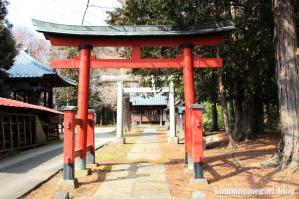 久伊豆神社(さいたま市岩槻区南下新井)3