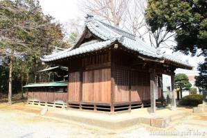 久伊豆神社(さいたま市岩槻区南下新井)16