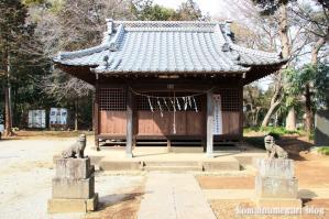 久伊豆神社(さいたま市岩槻区南下新井)15