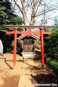 久伊豆神社(さいたま市岩槻区南下新井)11