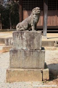 久伊豆神社(さいたま市岩槻区南下新井)22