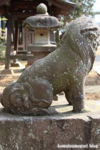 久伊豆神社(さいたま市岩槻区南下新井)20