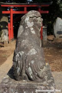 久伊豆神社(さいたま市岩槻区南下新井)25