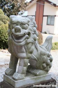 飯塚神社(さいたま市岩槻区飯塚)23