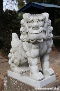 飯塚神社(さいたま市岩槻区飯塚)24