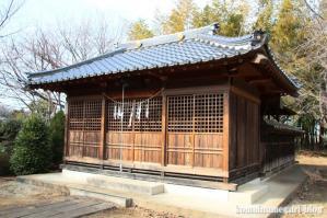久伊豆神社(さいたま市岩槻区村国)6