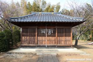 久伊豆神社(さいたま市岩槻区村国)5