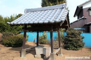 久伊豆神社(さいたま市岩槻区村国)4