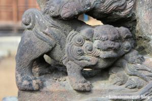 久伊豆神社(さいたま市岩槻区村国)22