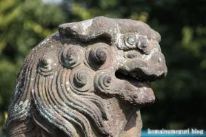 久伊豆神社(さいたま市岩槻区村国)21