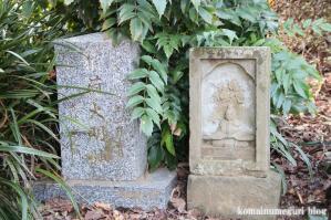 久伊豆神社(さいたま市岩槻区村国)8