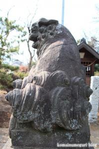 久伊豆神社(さいたま市岩槻区村国)16