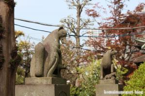 柊稲荷社(さいたま市浦和区前地)3