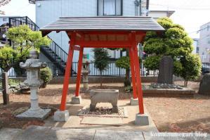 熊野神社(さいたま市南区太田窪)2