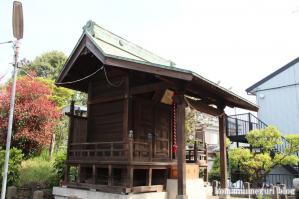 熊野神社(さいたま市南区太田窪)4