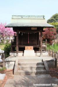 熊野神社(さいたま市南区太田窪)3