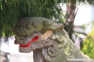 八雲神社(さいたま市緑区太田窪)11
