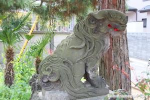 八雲神社(さいたま市緑区太田窪)19