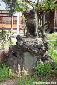 八雲神社(さいたま市緑区太田窪)2