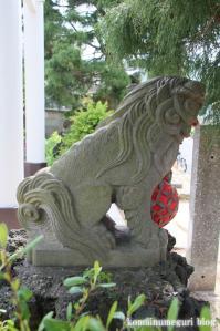 八雲神社(さいたま市緑区太田窪)8