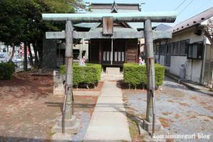 原山稲荷神社(さいたま市緑区原山)3