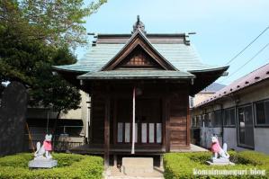 原山稲荷神社(さいたま市緑区原山)6
