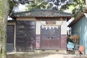 本太氷川神社(さいたま市浦和区本太)6