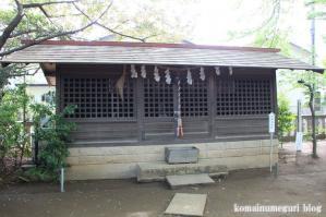 本太氷川神社(さいたま市浦和区本太)23