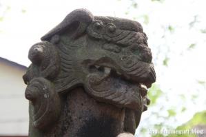 本太氷川神社(さいたま市浦和区本太)33