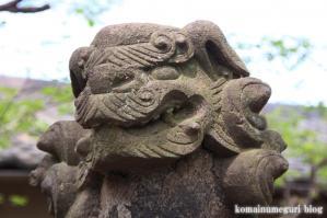 本太氷川神社(さいたま市浦和区本太)35