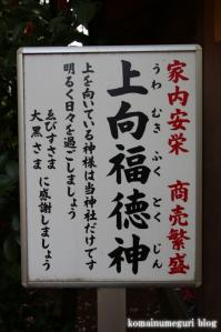 本太氷川神社(さいたま市浦和区本太)21